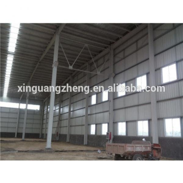 galvanized prefab portable steel structure warehouse #1 image