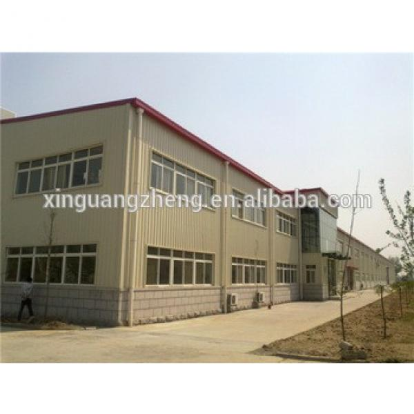 light steel structure prefabricated office and workshop and warehouse from china supplier #1 image