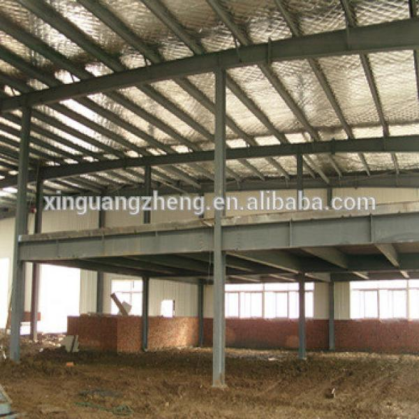 china best price premade steel structure Buildings/Workshop #1 image