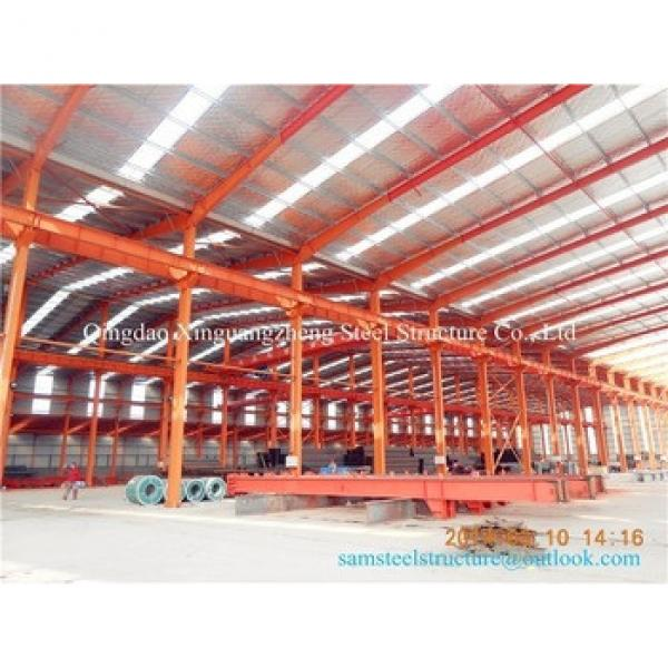 Plant,Warehouse,House,Workshop Use and Q345 and Q235,Steel Material steel structure horse stable #1 image