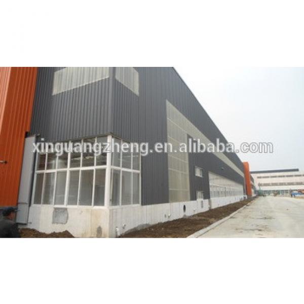 China light steel structure rolling door industrial warehouse storage building #1 image