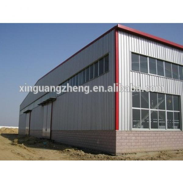 structural steel construction material fabrication shed building #1 image