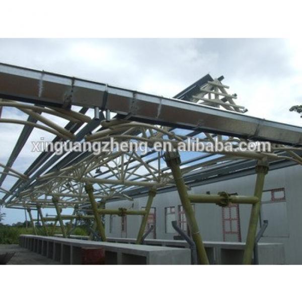 pre engineering easy installation steel building prefab house construction #1 image