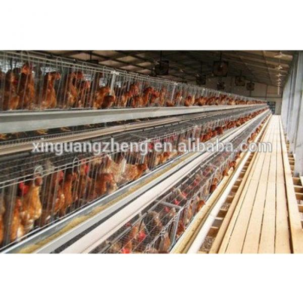 China made commercial chicken house ventilation house #1 image