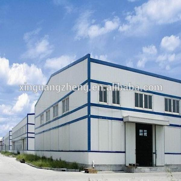 steel structural fabrication building factory shed #1 image