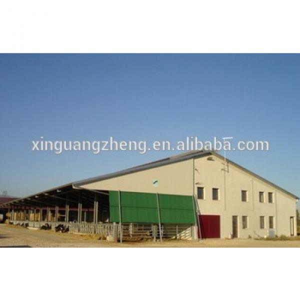 steel structure chicken house ventilation house #1 image