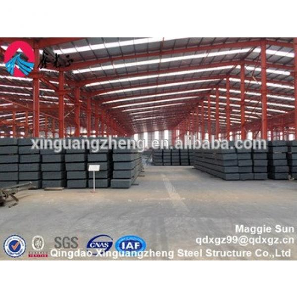 High-rise steel structure workshop/warehouse prefab factory for sale #1 image
