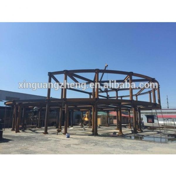 Industrial shed designs prefabricated building big steel structure warehouse #1 image