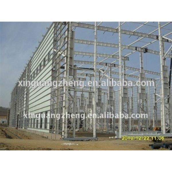 Steel Pre Engineering Warehouse/workshop/hangar/Steel Fabrication Plant #1 image