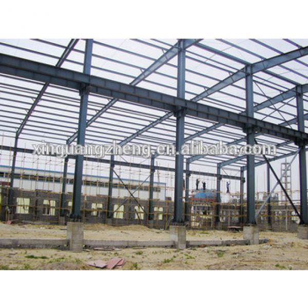 Steel Construction insulated steel prefab warehouse #1 image