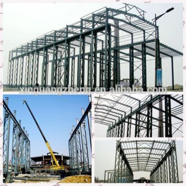 design prefab steel structure double storey warehouse #1 image