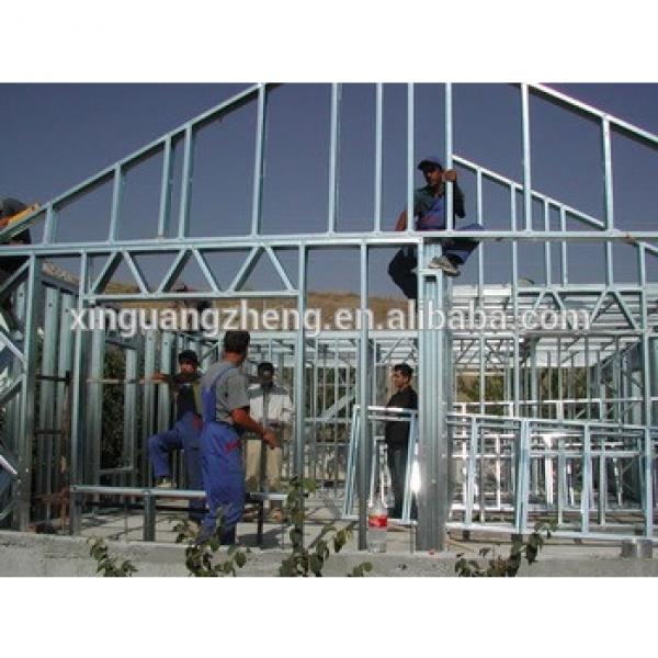 Low cost industrial shed designs light steel structure prefabricated hall #1 image