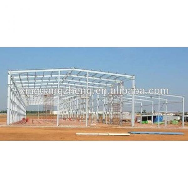 PEB steel structure from Xinguangzheng china #1 image