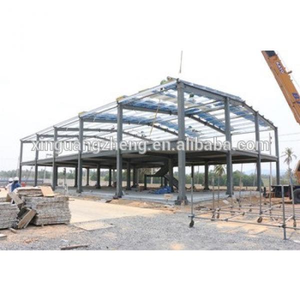 Prefab workshop / steel structure building / prefab steel sheds #1 image