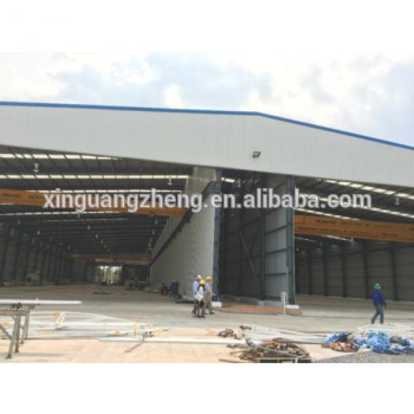 ISO/TUV Certification cold formed steel frame prefab house/light gauge steel structure building #1 image