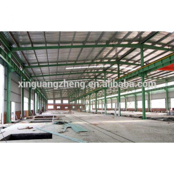 prefabricated steel warehouse building with offices #1 image