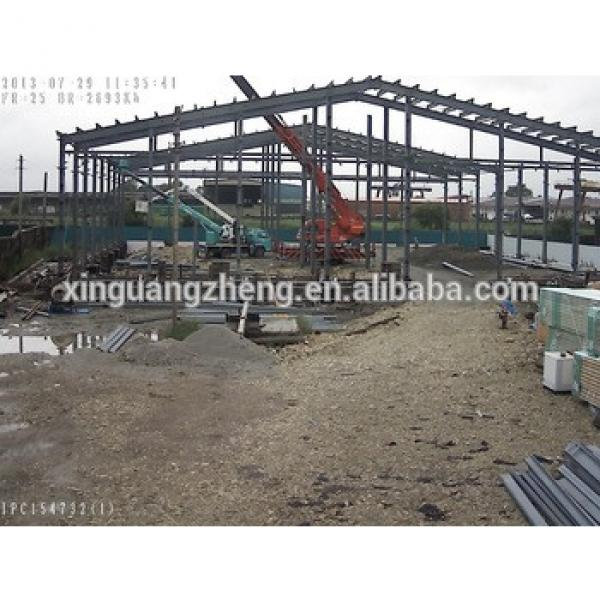 Metal Cold Storage Building for Chicken #1 image