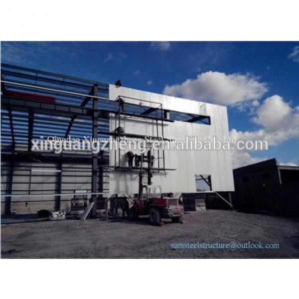 Designed steel structure warehouse/workshop construction #1 image