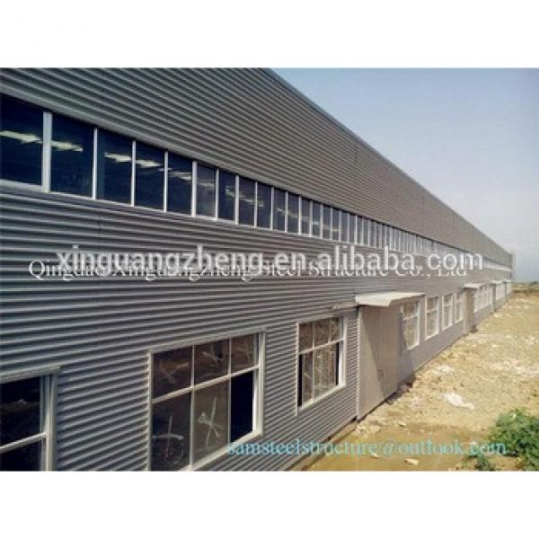 supplier of prefabricated steel structure construction #1 image