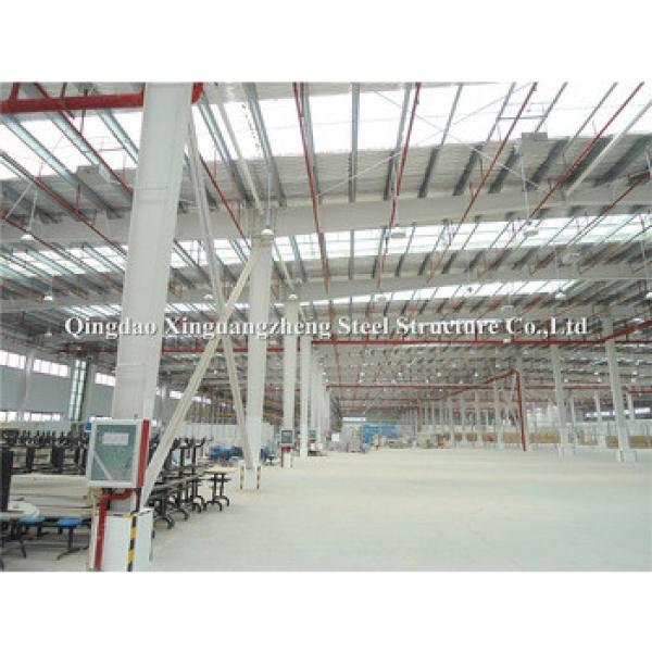 Modern prefabricated steel fishing tackle warehouse in Ethiopia #1 image