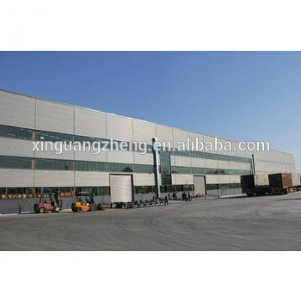Sandwich panel material and logistics workshop use prefabricated residential houses #1 image