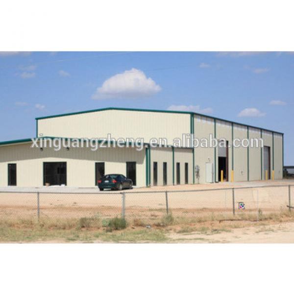 Hot- Dip Galvanized Steel Structure Building, Storage House #1 image