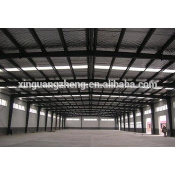 Low cost prefabricated metal steel structure sheds kits #1 image