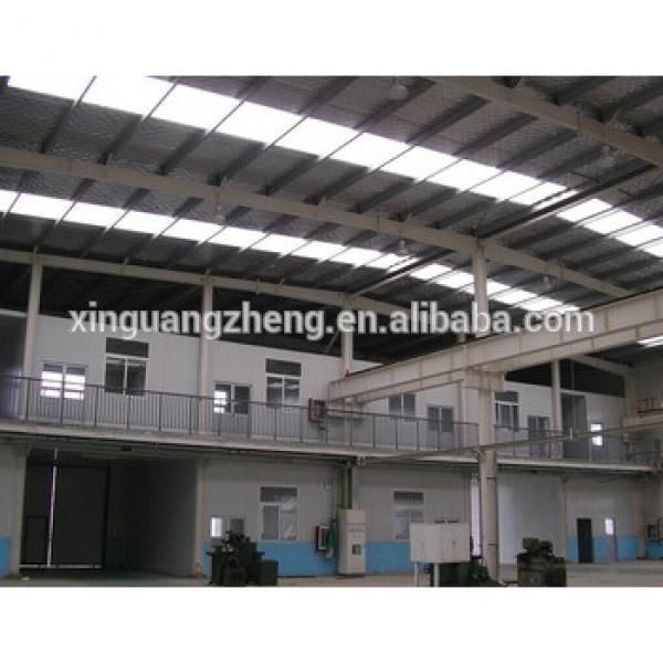 Low cost Light cheaper prefab workshop buildings / famous steel structure building/warehouse/plants/office #1 image