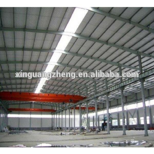 prebuilt steel warehouse #1 image