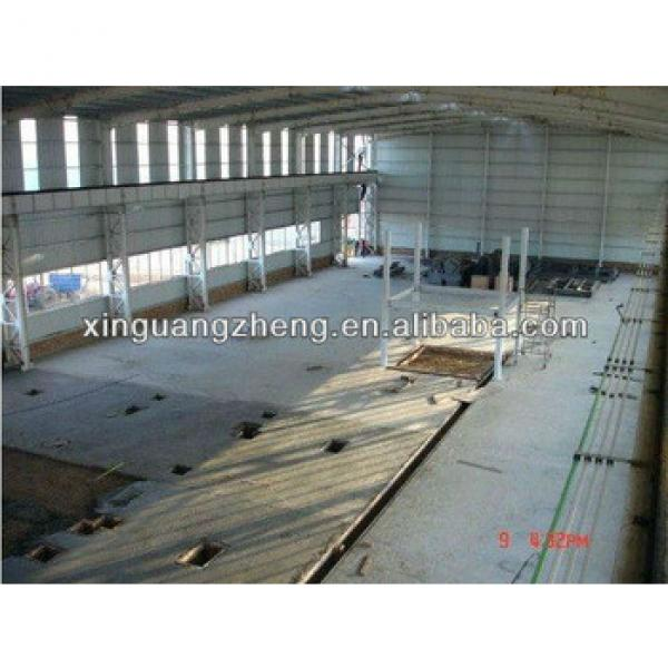 Cheap Steel Structure building prefabricated warehouse for sale #1 image