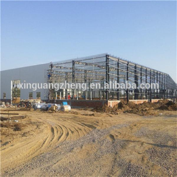 professional low cost design steel logistics warehouse #1 image