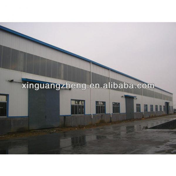 steel structure light weight warehouse for renting #1 image