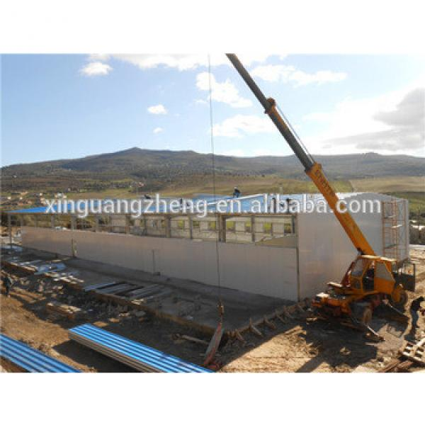 fast installation professional steel warehouse shed #1 image