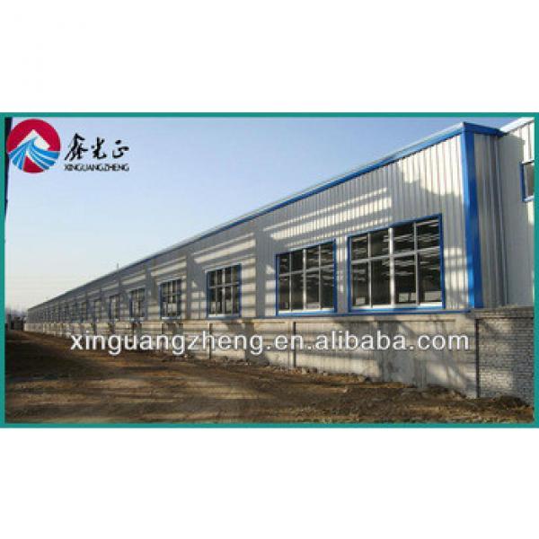 China Light Prefabricated Design portable warehouse #1 image