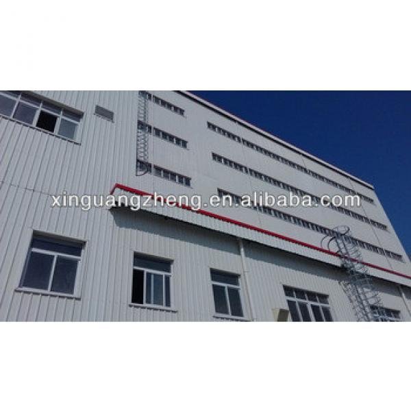 large span steel roof construction Qingdao warehosue #1 image