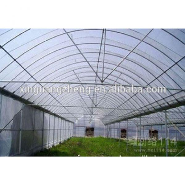 Prefabricated steel sandwich panel plant canopy #1 image