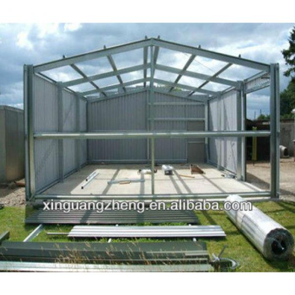 Low cost modern steel structure plant #1 image
