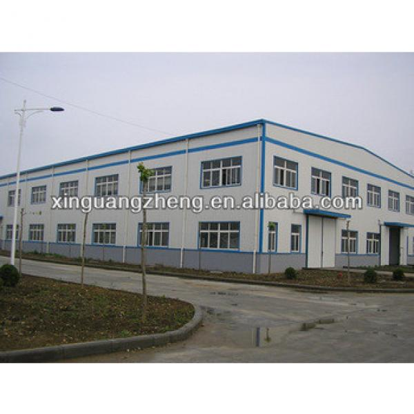 steel structure clothing warehouse in Qingdao #1 image