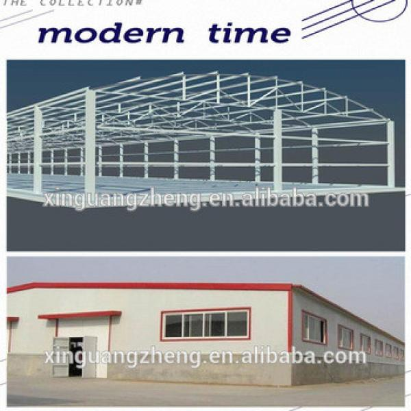 Low cost steel structure warehouse drawings #1 image