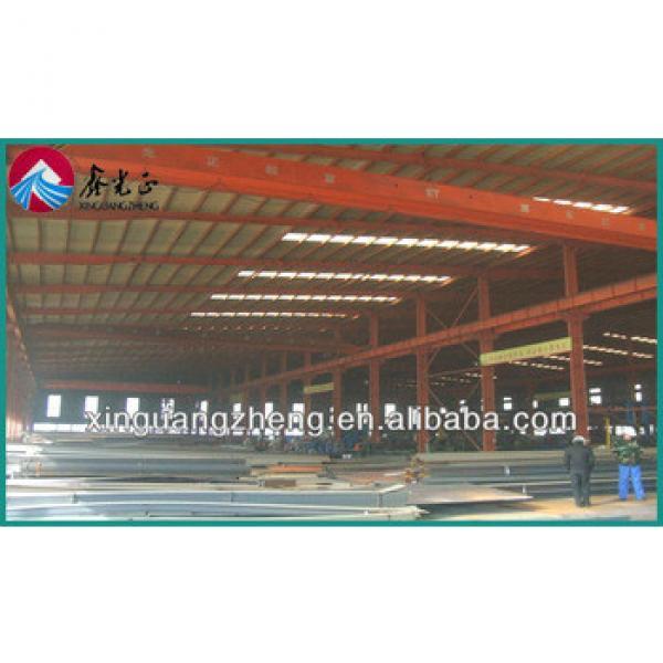 prefabricated modular steel frame warehouse construction #1 image