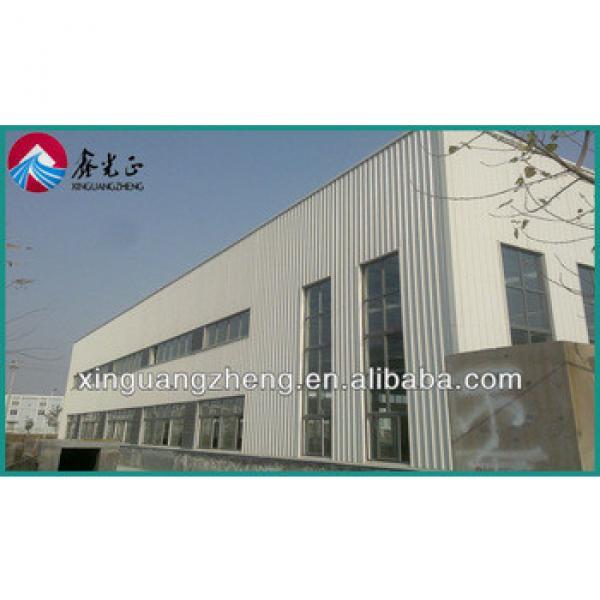 prefabricated warehouse racking #1 image