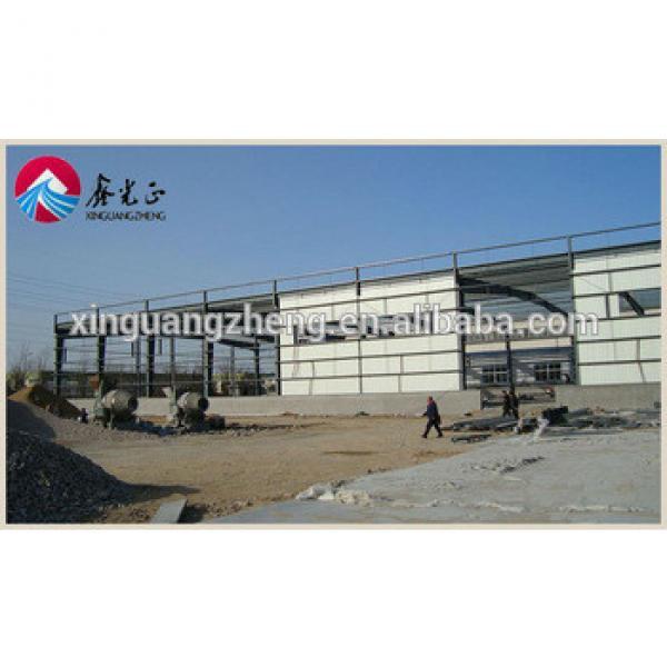 prefab warehouse steel construction #1 image