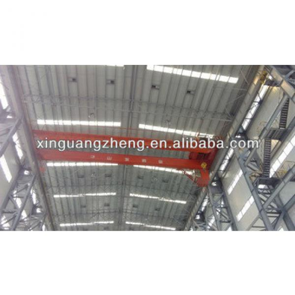 Prefabricated building steel structure construction warehosue shed #1 image