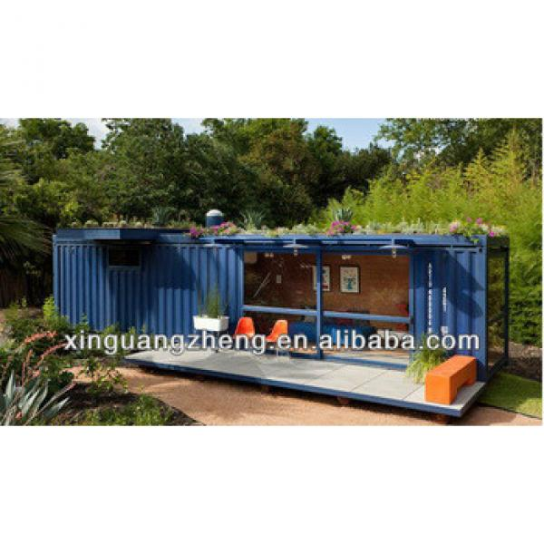 Reliable steel container house #1 image