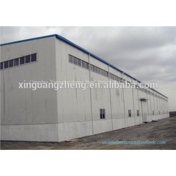 prefab warehouse steel construction type of steel structures pre engineering warehouse factory building construction company #1 image