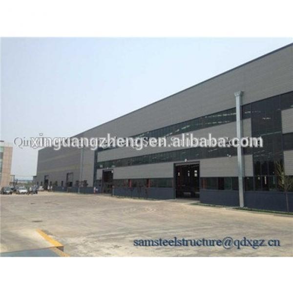 light guage steel structure warehouse saudi arabia #1 image