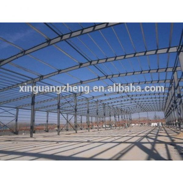 professional economic china supplier multi span warehouse #1 image