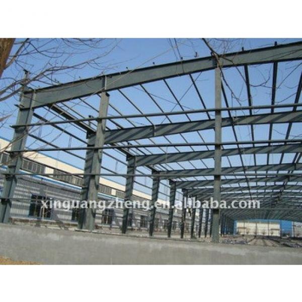 china professional design steel logistics warehouse #1 image