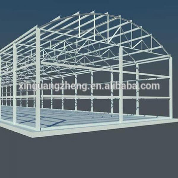 Fast Installation metal structure warehouse #1 image