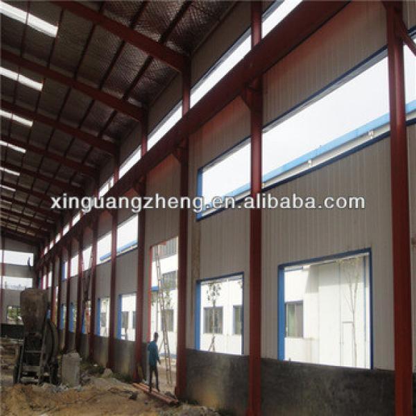 steel structure exhibition hall steel structure hangar farm house designs #1 image